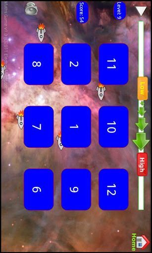 Math Number Game Ad Free