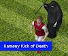 Gol kematian Aaron Ramsey (Gambar 2)