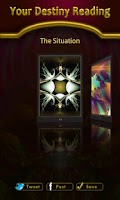 Screenshot of Path of the Soul Destiny Cards