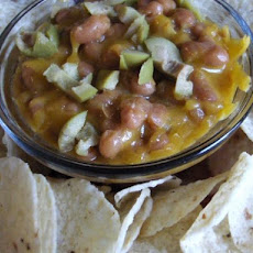Sweet & Spicy Bean Dip