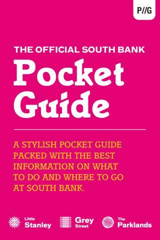 South Bank Pocket Guide