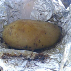 Jacket Potatoes for the BBQ