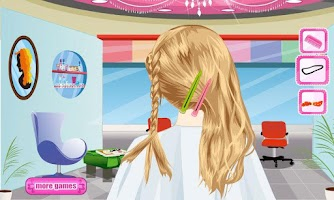 Screenshot of Three Hairstyles