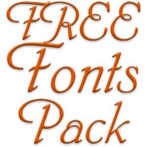 Fonts for FlipFont #19 For PC (Windows & MAC)