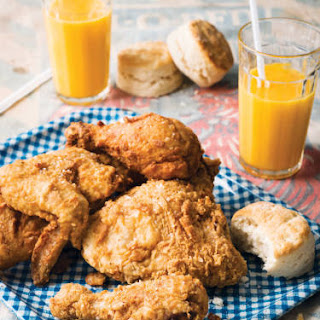 The Secret to Perfectly Crispy Fried Chicken