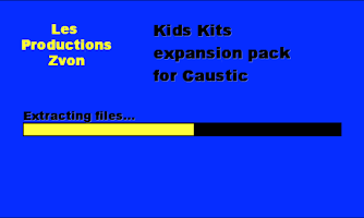 Screenshot of Kids Kits for Caustic 2