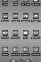 Screenshot of ADW Theme | DroidArmor LITE