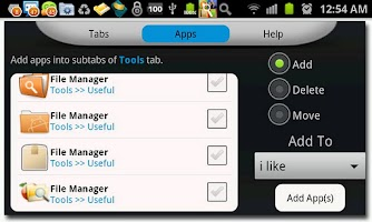 Screenshot of AppMan: Your Apps Organizer