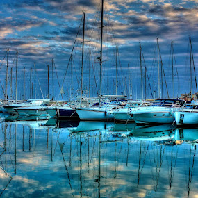 by Jean Marc Colonna d'Istria - Transportation Boats