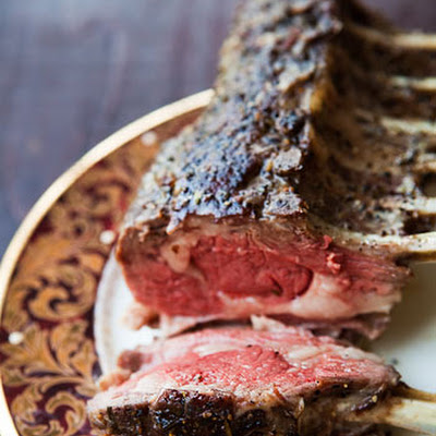 Classic Rack of Lamb
