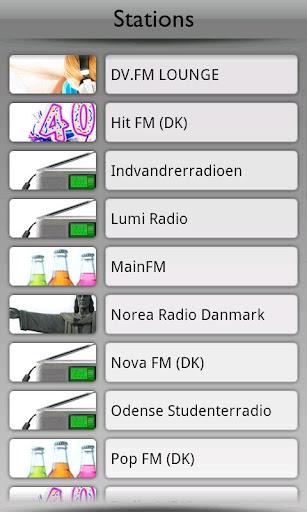 【免費音樂App】Danmark Radio by Tunin.FM-APP點子
