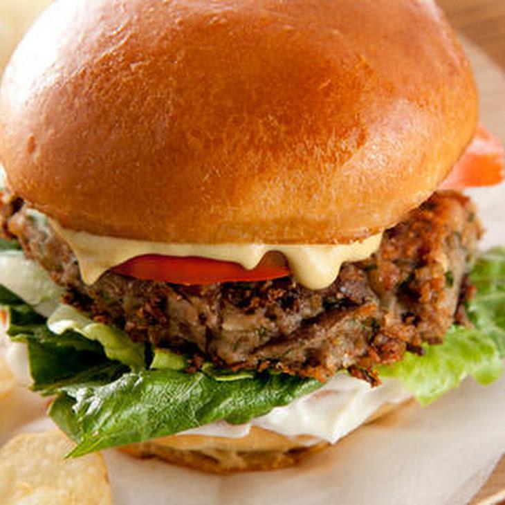 Black-Eyed Pea Vegan Burgers Recipe | Yummly