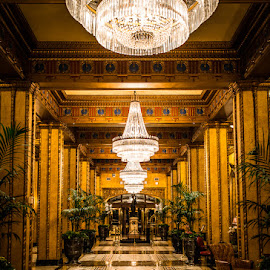 Waldorf Astoria by Brian Baker - Buildings & Architecture Office Buildings & Hotels