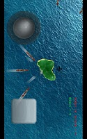 Screenshot of Island defence