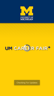 Michigan Career Fair Plus - screenshot