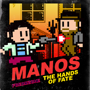 Cover art MANOS: The Hands of Fate