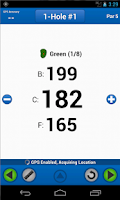 Screenshot of Golf Frontier - Golf GPS
