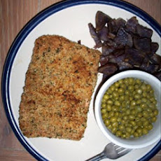 Pecan Coated Salmon Fillet