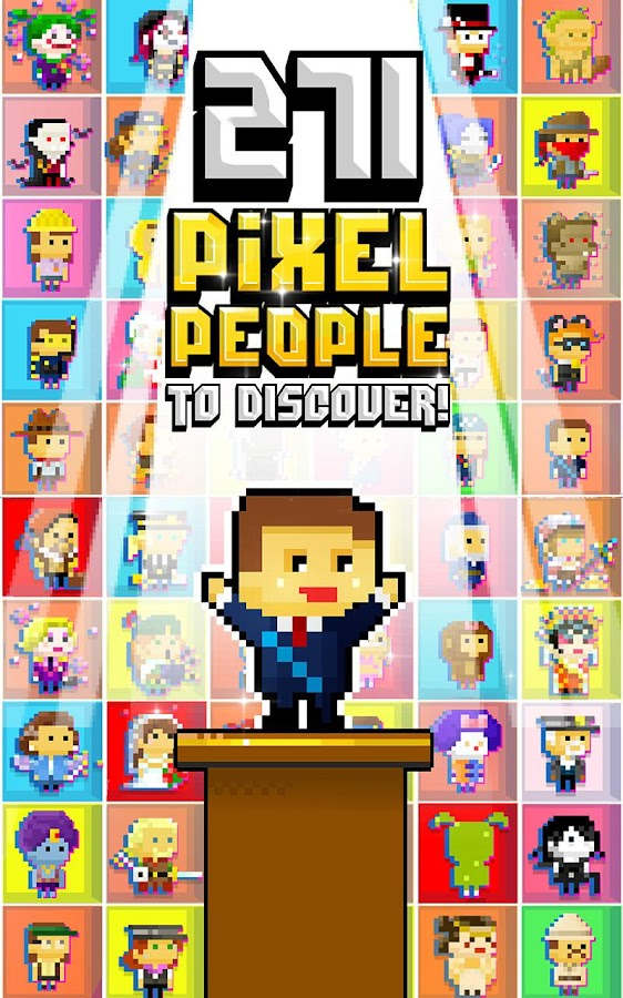 Pixel People Screenshot 16