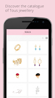 Screenshot of TOUS Jewelry