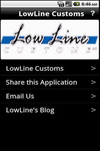 LowLine Customs