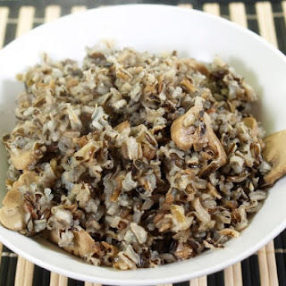 Slow Cooker Wild Rice Pilaf