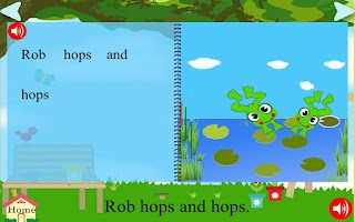 Screenshot of Montessori Phonics Reading Joy