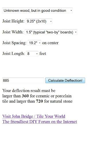 玩工具App|John Bridge Forum Deflecto免費|APP試玩