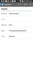 Screenshot of Basisbank
