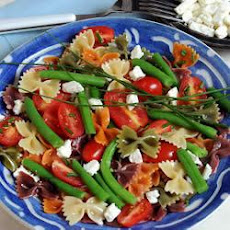 Wacky Mac® Green Bean, Tomato and Feta Cheese Salad