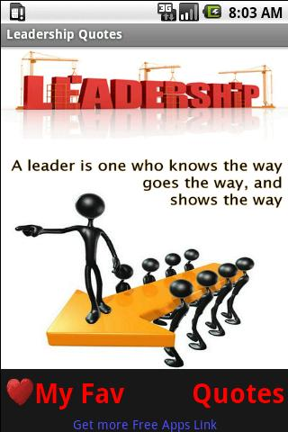 Good Leadership Quotes