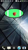 Screenshot of Football Clock Widget