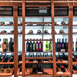 Wine Collection by Sujit Shanshanwal - Food & Drink Alcohol & Drinks ( wine, alcohol, drink, bottle )