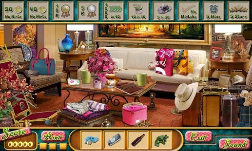Hotel Paradise - Hidden Object - screenshot