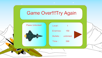 Screenshot of Air Fighter