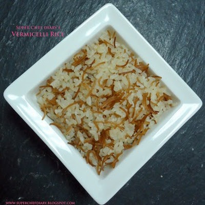 Easy Vermicelli & Rice