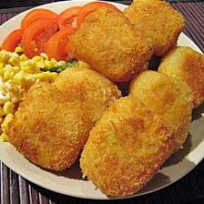 Perfect Potato Croquettes