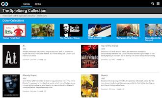 Screenshot of GO Online TV by OSN