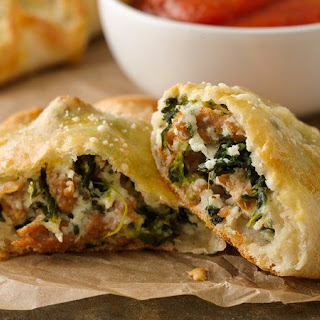 Spinach And Ricotta Sausage Rolls Recipes