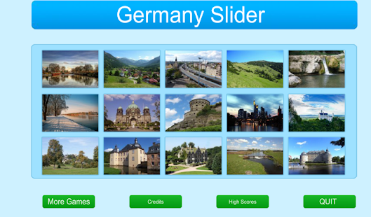 Germany Jigsaw and Slider - screenshot