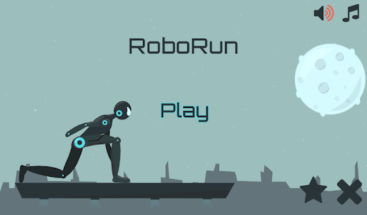 RoboRun - screenshot