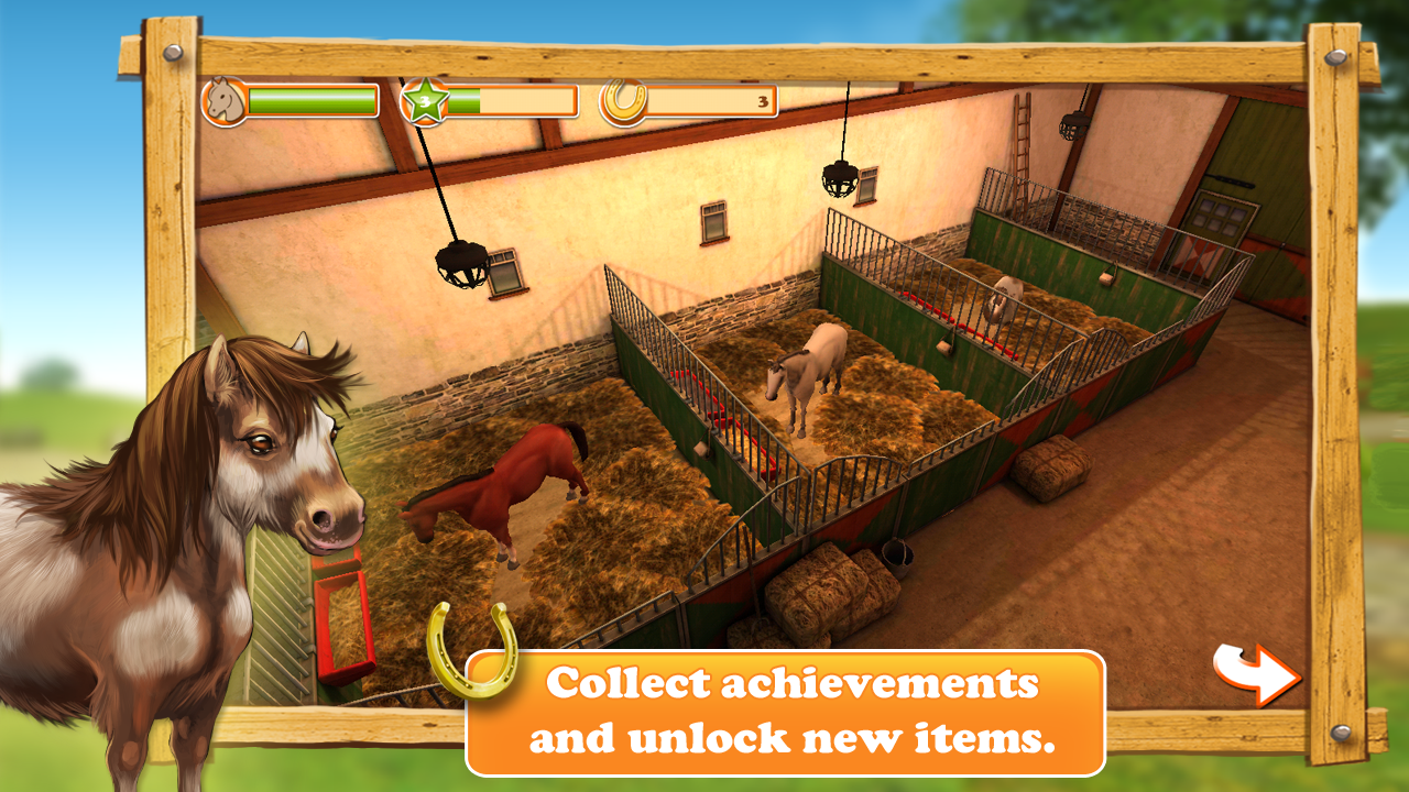 HorseWorld 3D LITE Screenshot 11