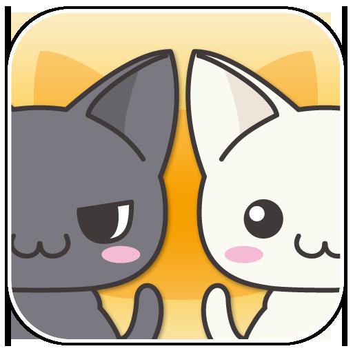 Desktop Character Ver. Cat LOGO-APP點子