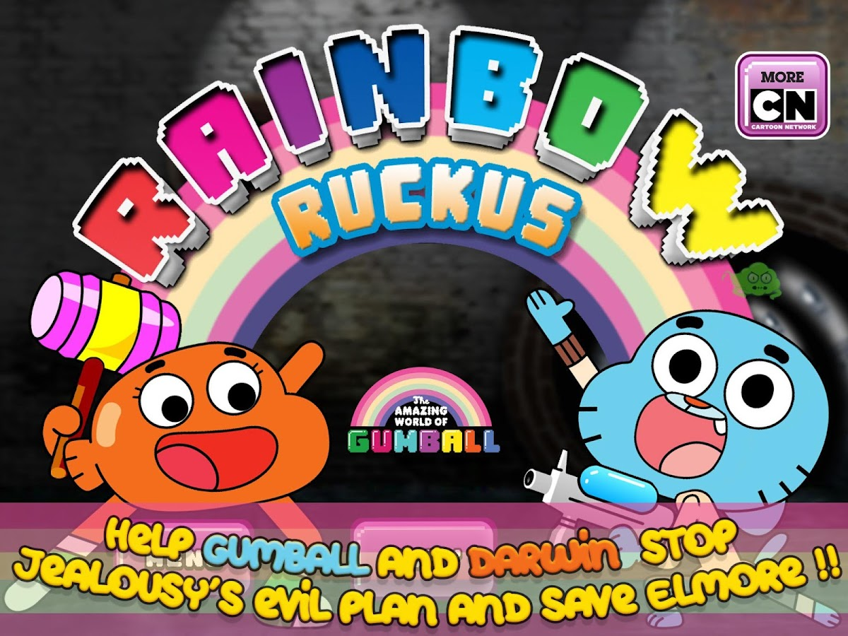 Gumball Rainbow Ruckus Screenshot 7