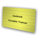 Vocabulary Trainer Flashcards mobile app icon