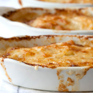 6.) Potato Gratin with Green Chile