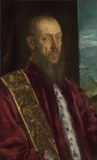 Tintoretto, Vincenzo Morosini