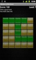 Screenshot of Memory Workout Free