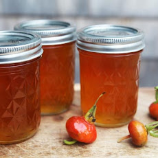 Rose Hip Jelly and Jam