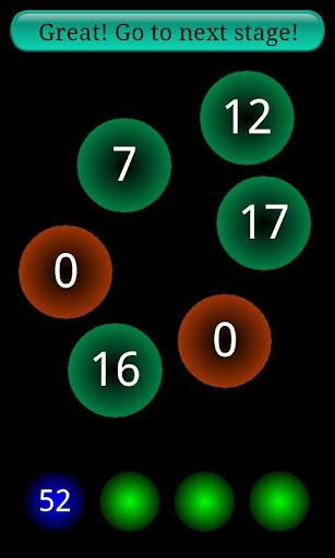 脳の数学のゲーム